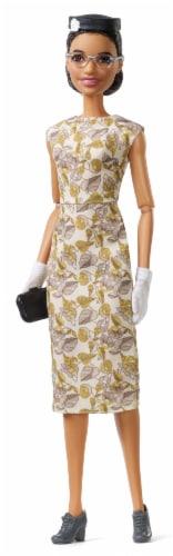 Mattel Barbie® Inspiring Women Rosa Parks Doll Perspective: top