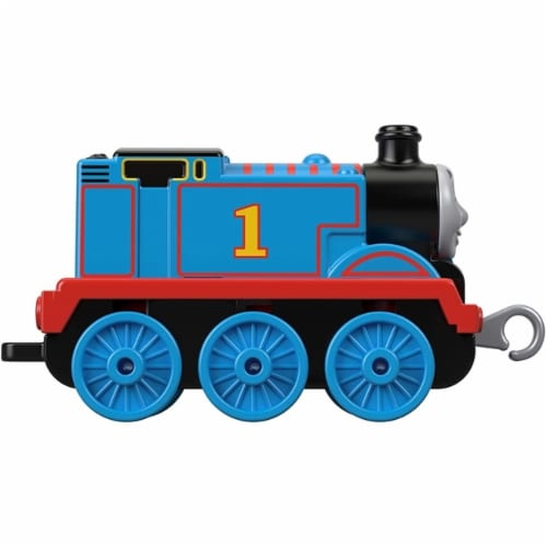 Fisher-Price Thomas & Friends Adventures - Small Push Along Thomas Perspective: top