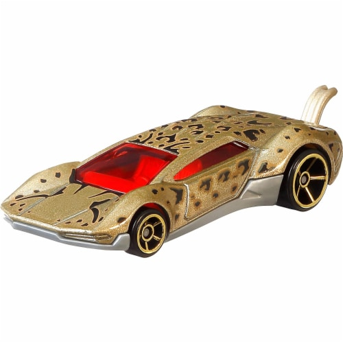 Mattel Hot Wheels® DC Universe Character Cars Perspective: top