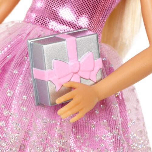 Mattel Barbie® Happy Birthday Doll Perspective: top