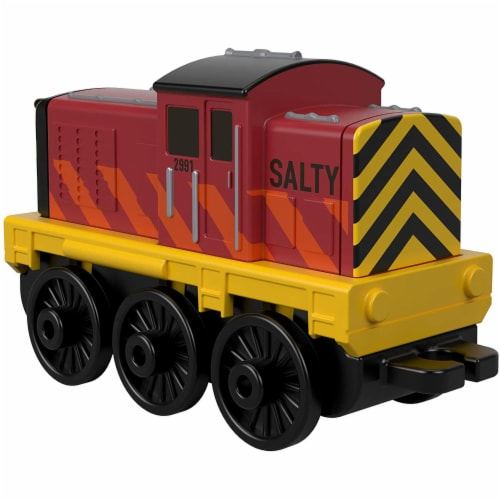 Fisher-Price® Thomas Friends TrackMaster Salty Perspective: top
