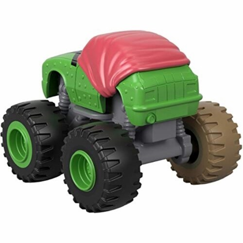 Fisher-Price® Nickelodeon Blaze & The Monster Machines Pirate Pickle Toy Perspective: top