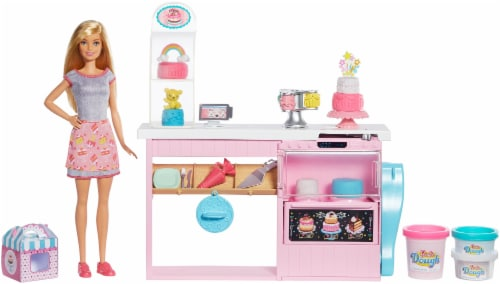 Mattel Barbie® Cake Decorating Playset Perspective: top