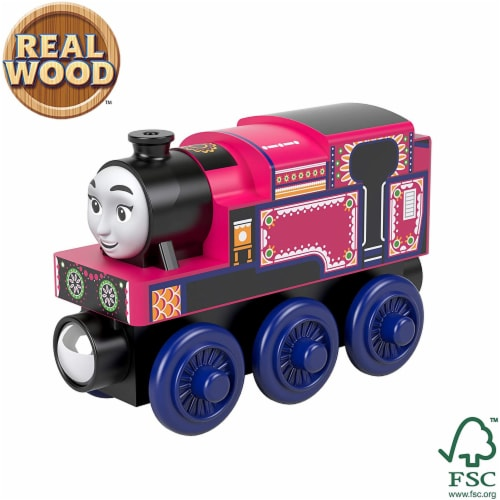 Thomas & Friends Fisher-Price Wood, Ashima Perspective: top