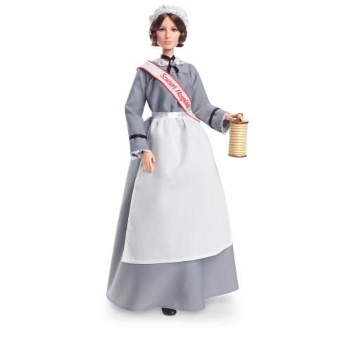 Mattel Barbie® Florence Nightingale Inspiring Women Doll Perspective: top