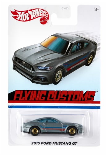 Mattel® Hot Wheels® Assorted Throwback Vehicles Perspective: top