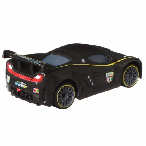 ACTION Cars 1:55 Scale Die Cast Car Set Lewis Hamilton and Bruce Boxmann Perspective: top