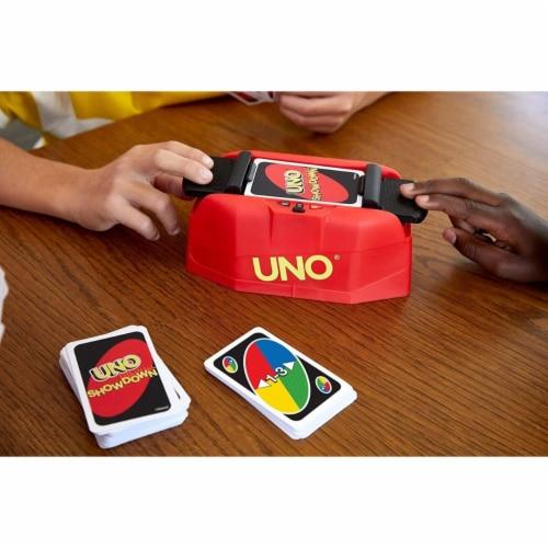 UNO Showdown Card Game Perspective: top
