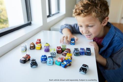 Mattel Disney Pixar Cars Mini Racers Blind Bag Perspective: top