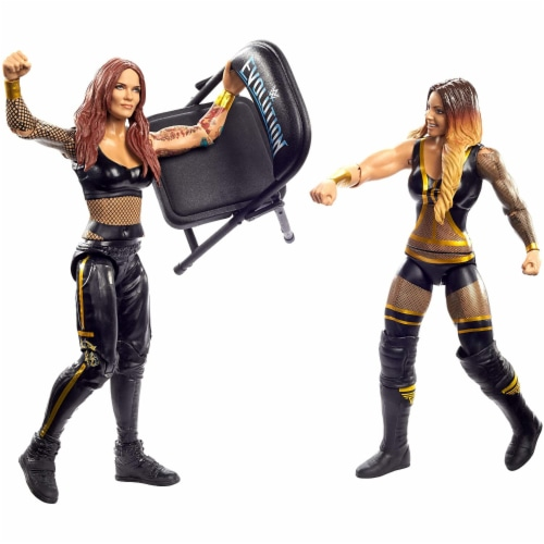 WWE Lita & Trish Stratus Battle Pack 2-Pack Perspective: top