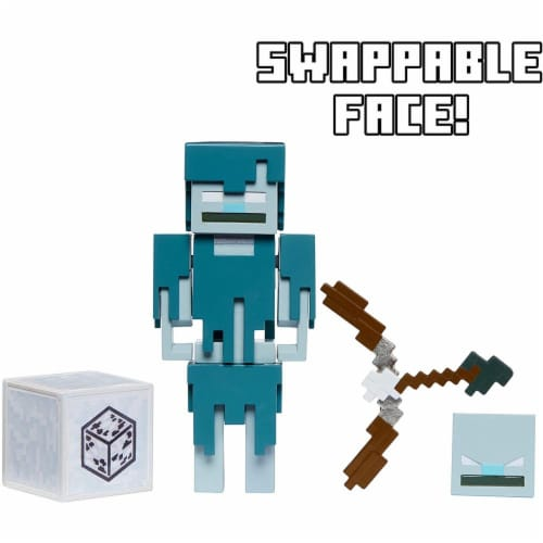 Minecraft Comic Maker Earth Stray Figure Perspective: top