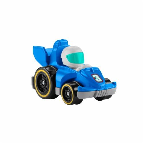Fisher-Price® Little People Wheelies Grand Prix Vehicle Perspective: top