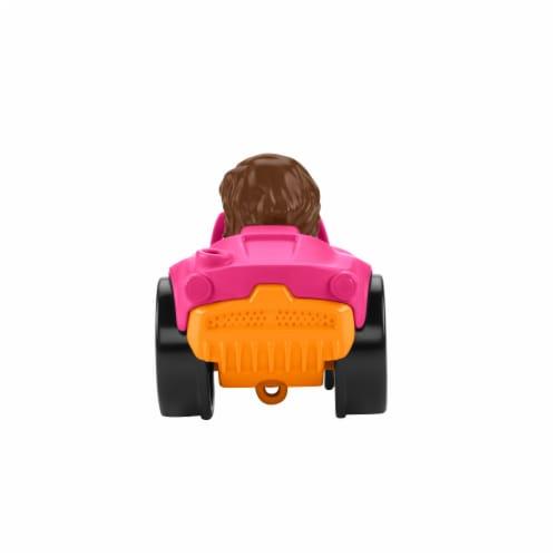 Fisher-Price® Little People Wheelies Roadster Vehicle Perspective: top