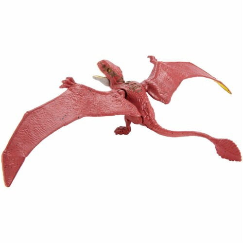 Jurassic World Attack Pack Dimorphodon Figure Perspective: top