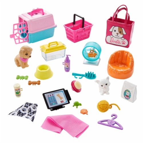 Mattel Barbie® Pet Boutique Playset Perspective: top