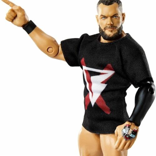 WWE Finn Balor Elite Collection Series 82 Posable True FX Wrestler Figure Collectible Mattel Perspective: top