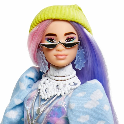Mattel Barbie® Fashionista Extra Doll - Assorted Perspective: top