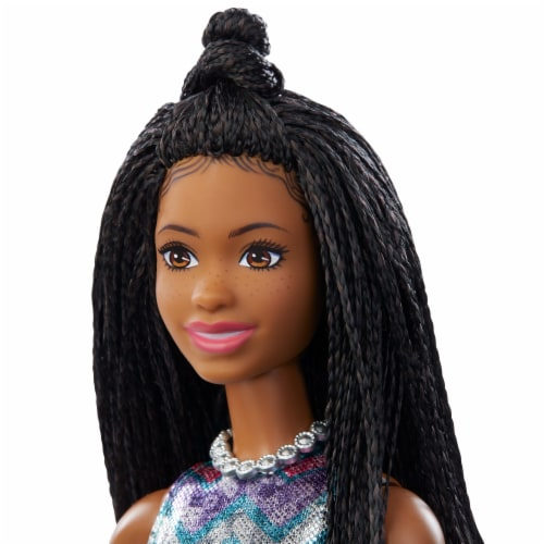 Mattel Barbie® Big City Big Dreams Doll Perspective: top