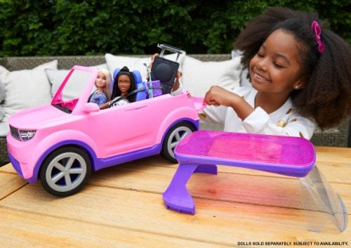 Mattel Barbie® Big City Big Dream Vehicle Perspective: top