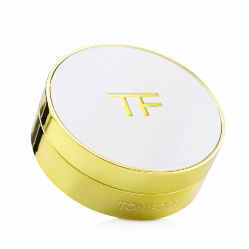 Tom Ford Soleil Glow Tone Up Hydrating Cushion Compact Foundation SPF40  # 1.3 Warm Porcelain Perspective: top