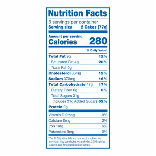 Hostess Cotton Candy Twinkies Perspective: top