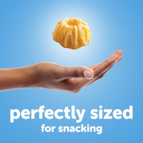 Hostess® Lemon Drizzle Baby Bundt Cakes Perspective: top