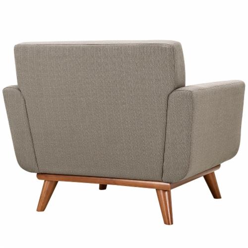 Engage Armchair Wood Set of 2 - Granite Perspective: top