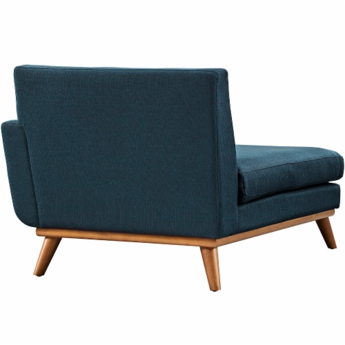 Engage Right-Arm Chaise, Azure Perspective: top