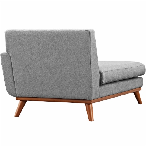 Engage Right-Arm Chaise, Expectation Gray Perspective: top
