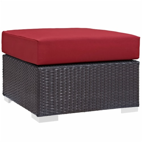 Convene 3 Piece Outdoor Patio Sofa Set Perspective: top