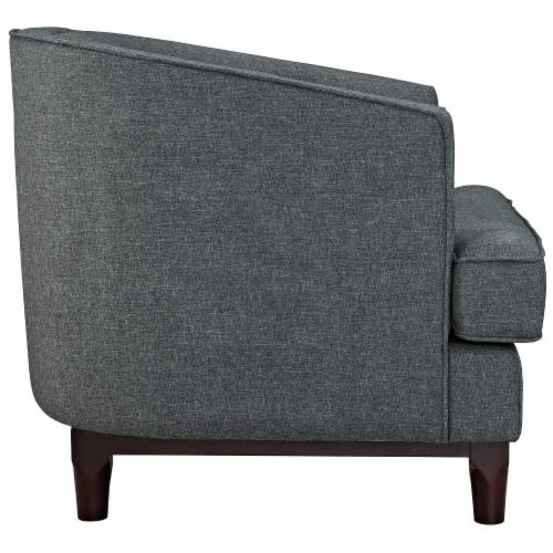 Coast Living Room Set Set of 3 - Gray Perspective: top