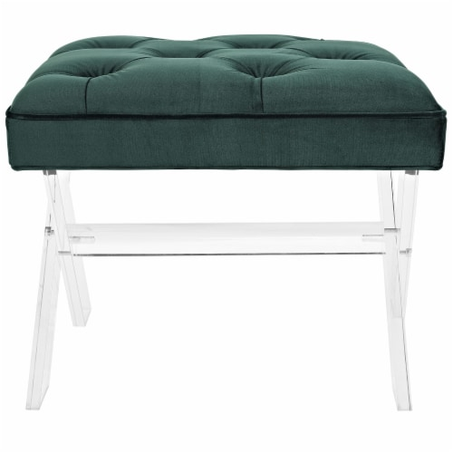 Swift Bench - Green Perspective: top