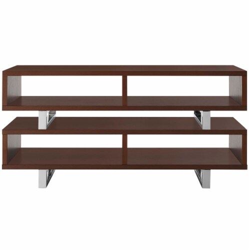 Amble 47 TV Stand - Walnut Perspective: top