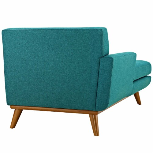 Engage Left-Arm Upholstered Chaise Perspective: top