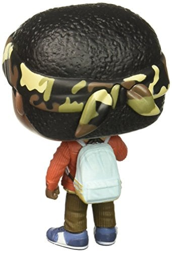 Funko POP Television Stranger Things Lucas Toy Figure Perspective: top