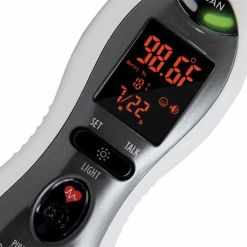 Ultra Pulse THERMOMETER Perspective: top