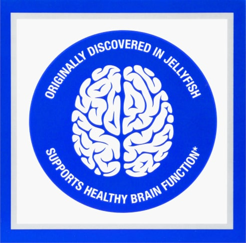 Prevagen® Regular Strength Memory Dietary Supplement Capsules 10mg Perspective: top