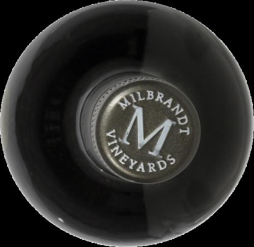 Milbrandt Tradition Merlot Perspective: top