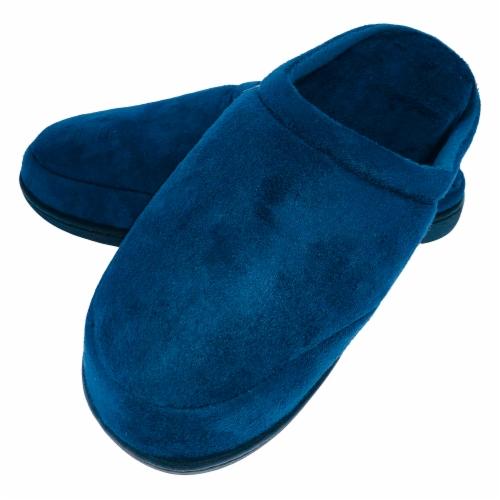 Elite Comfort Pedic Memory Foam Slippers - Small ( M 6-7 W 6.5-8.5) Perspective: top