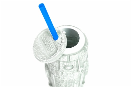 Geeki Tikis Star Wars R2-D2 Plastic Tumbler   Holds 21 Ounces Perspective: top
