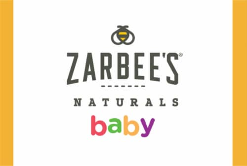 Zarbee's Naturals Grape Baby Cough Syrup Perspective: top