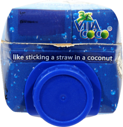 Vita Coco Coconut Water Perspective: top