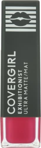 CoverGirl Exhibitionist 665 Wink Wink Ultra Matte Lipstick Perspective: top
