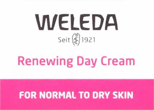 Weleda Wild Rose Renewing Day Cream Perspective: top