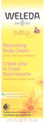 Weleda Calendula Baby Body Cream Perspective: top