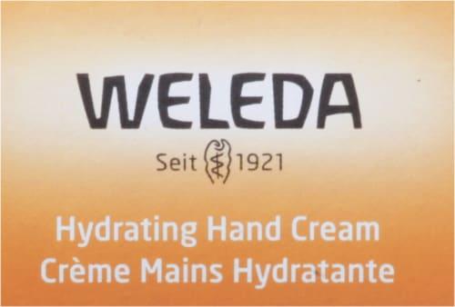 Weleda Sea Buckthorn Hydrating Hand Cream Perspective: top