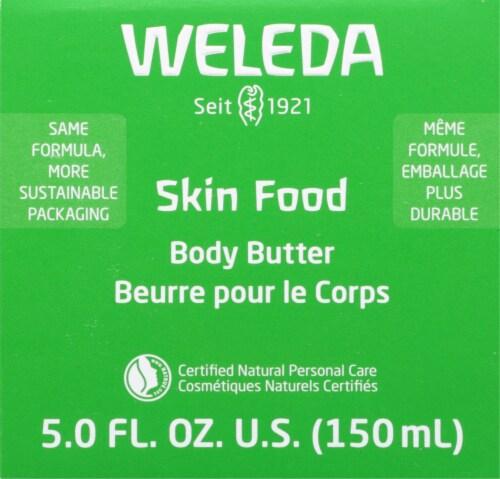 Weleda Skin Food Body Butter Perspective: top