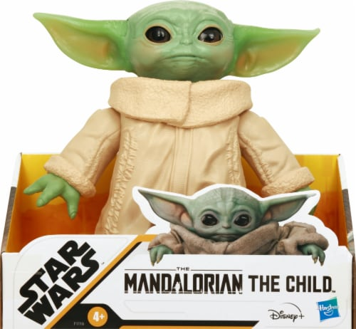 Hasbro Star Wars The Child Figure Perspective: top