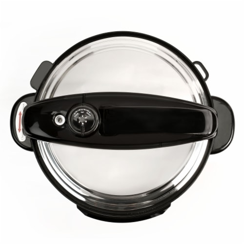 BergHOFF Electric Pressure Cooker Perspective: top