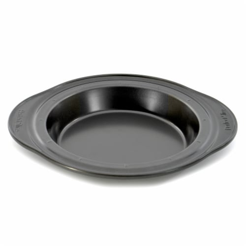 BergHOFF Perfect Slice Pie Pan with Tool Perspective: top